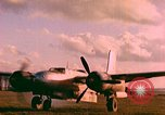 Image of A-26 Invader aircraft France, 1944, second 9 stock footage video 65675078095