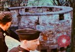 Image of American officers Germany, 1945, second 10 stock footage video 65675078103