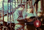 Image of American pilots Germany, 1945, second 8 stock footage video 65675078104