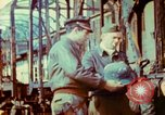Image of American pilots Germany, 1945, second 9 stock footage video 65675078104