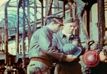 Image of American pilots Germany, 1945, second 10 stock footage video 65675078104