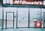 Image of McDonald's Washington DC USA, 1968, second 11 stock footage video 65675078116