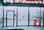 Image of McDonald's Washington DC USA, 1968, second 12 stock footage video 65675078116