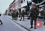 Image of 3rd Infantry Division Washington DC, 1968, second 6 stock footage video 65675078119