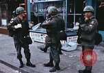 Image of 3rd Infantry Division Washington DC, 1968, second 9 stock footage video 65675078119