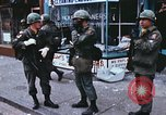 Image of 3rd Infantry Division Washington DC, 1968, second 10 stock footage video 65675078119