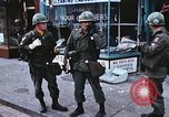 Image of 3rd Infantry Division Washington DC, 1968, second 14 stock footage video 65675078119