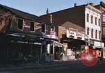 Image of damaged stores Washington DC, 1968, second 3 stock footage video 65675078124