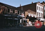 Image of damaged stores Washington DC, 1968, second 5 stock footage video 65675078124