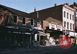 Image of damaged stores Washington DC, 1968, second 6 stock footage video 65675078124