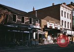 Image of damaged stores Washington DC, 1968, second 7 stock footage video 65675078124