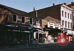Image of damaged stores Washington DC, 1968, second 8 stock footage video 65675078124