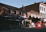 Image of damaged stores Washington DC, 1968, second 11 stock footage video 65675078124