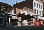 Image of damaged stores Washington DC, 1968, second 19 stock footage video 65675078124