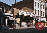 Image of damaged stores Washington DC, 1968, second 20 stock footage video 65675078124
