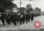 Image of Independence Day parade United States USA, 1919, second 8 stock footage video 65675078141