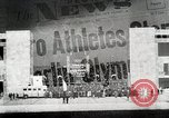 Image of Jesse Owens Berlin Germany, 1945, second 4 stock footage video 65675078147