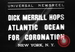 Image of Dick Merill New York United States USA, 1937, second 1 stock footage video 65675078161