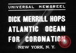 Image of Dick Merill New York United States USA, 1937, second 3 stock footage video 65675078161
