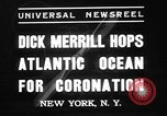 Image of Dick Merill New York United States USA, 1937, second 4 stock footage video 65675078161