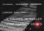Image of Eamon de Valera London England United Kingdom, 1932, second 5 stock footage video 65675078169