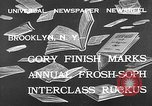 Image of frosh-soph contest Brooklyn New York City USA, 1932, second 2 stock footage video 65675078171