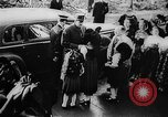 Image of General De Gaulle Severne Alsace, 1945, second 9 stock footage video 65675078175