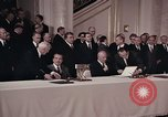 Image of Richard Nixon Moscow Russia Soviet Union, 1972, second 4 stock footage video 65675078185