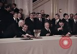 Image of Richard Nixon Moscow Russia Soviet Union, 1972, second 5 stock footage video 65675078185
