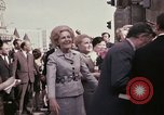 Image of Pat Nixon at Moscow Circus Moscow Russia Soviet Union, 1972, second 4 stock footage video 65675078186