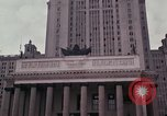 Image of Pat Nixon Moscow Russia Soviet Union, 1972, second 6 stock footage video 65675078187