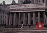 Image of Pat Nixon Moscow Russia Soviet Union, 1972, second 8 stock footage video 65675078187