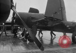 Image of F8F Bearcat fighters Alameda California USA, 1954, second 10 stock footage video 65675078210