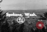 Image of civil defense exercise Spokane Washington USA, 1954, second 1 stock footage video 65675078212