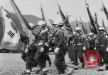 Image of General Taylor Korea, 1954, second 6 stock footage video 65675078213