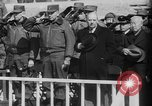 Image of General Taylor Korea, 1954, second 11 stock footage video 65675078213