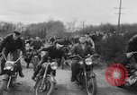 Image of mud motorcycle race Seattle Washington USA, 1954, second 4 stock footage video 65675078215