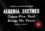 Image of Organization of Secret Army Algeria, 1962, second 1 stock footage video 65675078217