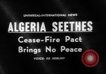 Image of Organization of Secret Army Algeria, 1962, second 5 stock footage video 65675078217