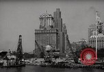 Image of New York Harbor New York United States USA, 1948, second 8 stock footage video 65675078222