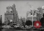 Image of New York Harbor New York United States USA, 1948, second 11 stock footage video 65675078222