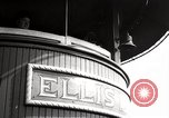 Image of Ellis Island Ellis Island New York USA, 1948, second 2 stock footage video 65675078223