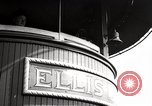 Image of Ellis Island Ellis Island New York USA, 1948, second 3 stock footage video 65675078223