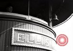 Image of Ellis Island Ellis Island New York USA, 1948, second 4 stock footage video 65675078223