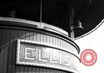 Image of Ellis Island Ellis Island New York USA, 1948, second 5 stock footage video 65675078223