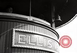 Image of Ellis Island Ellis Island New York USA, 1948, second 7 stock footage video 65675078223