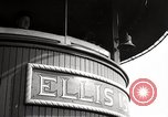 Image of Ellis Island Ellis Island New York USA, 1948, second 8 stock footage video 65675078223