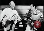 Image of doctor and TB patient at sanitorium United States USA, 1941, second 5 stock footage video 65675078236