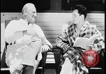 Image of doctor and TB patient at sanitorium United States USA, 1941, second 6 stock footage video 65675078236