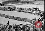 Image of Native American Indians dip sheep in chemical bath United States USA, 1941, second 3 stock footage video 65675078237